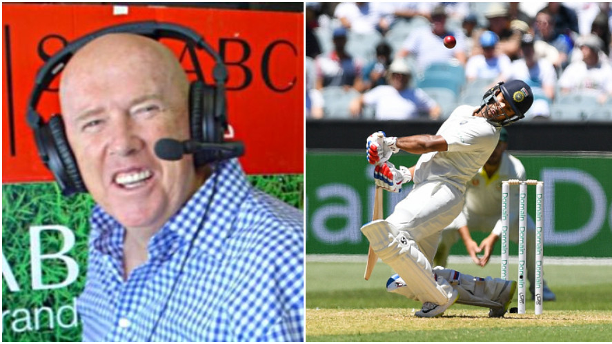 AUS v IND 2018-19: Aussie commentator Kerry O'Keeffe takes a jibe at Mayank's triple hundred, calls Indian domestic bowlers 'waiters'