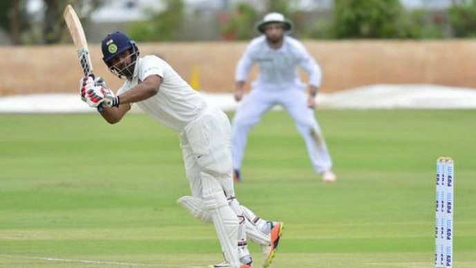 Hanuma Vihari speaks about his brilliant innings against South Africa A