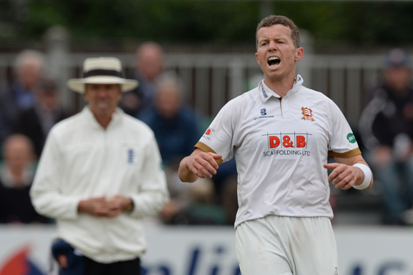 Peter Siddle to play for Essex next two seasons | Getty Images