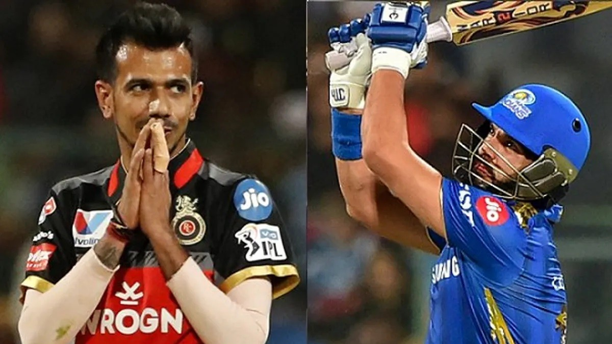 """IPL 2020: """"Still remember your 3 sixes in 3 balls,"""" Chahal says to Yuvraj in a fun Twitter banter"""