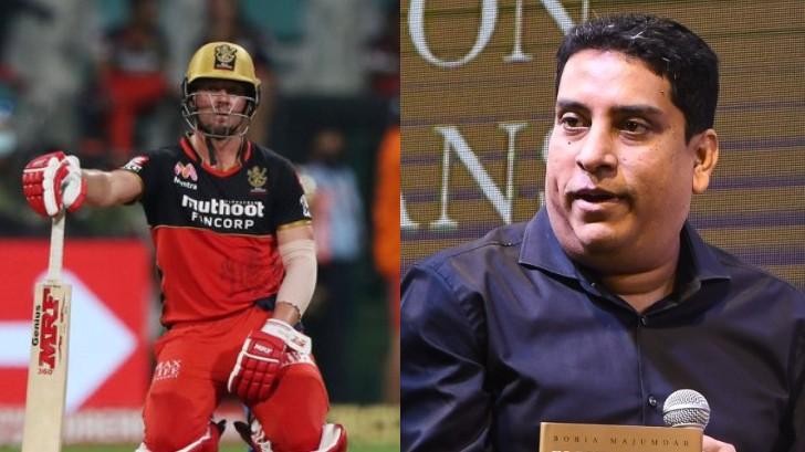 IPL 2020: Boria Majumdar blames AB de Villiers for RCB's exit; faces wrath of fans
