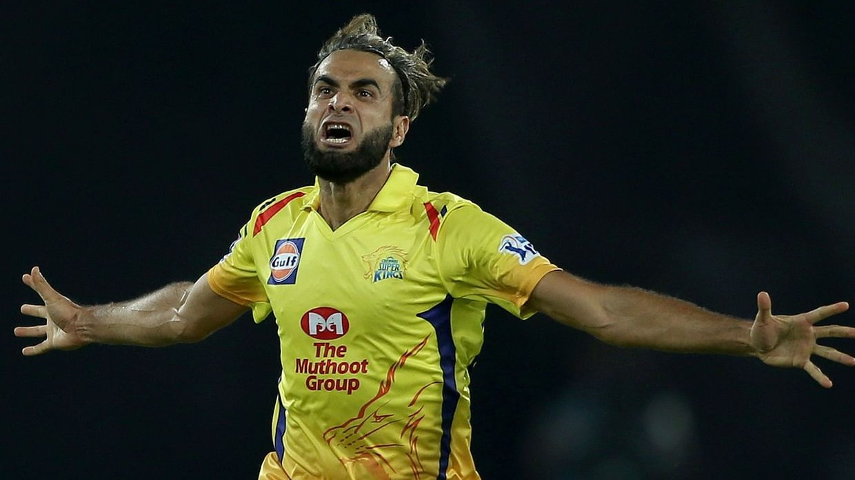 IPL 2020: Imran Tahir pens an emotional note for Chennai Super Kings fans