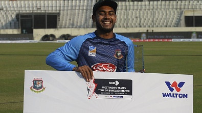 BAN v WI 2018-19: Mehidy Hasan happy with his efforts after leading Bangladesh to historic win over Windies
