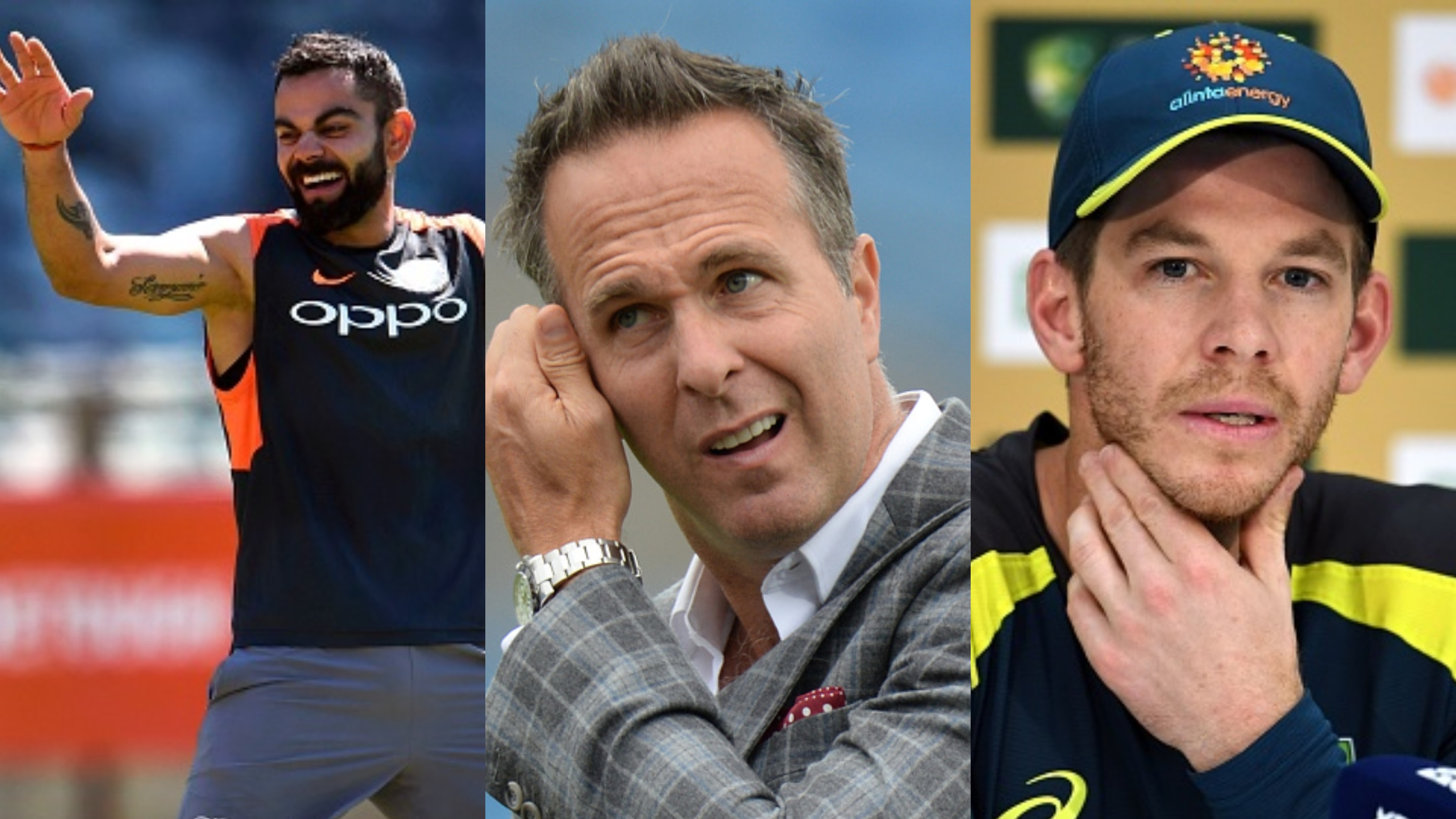 AUS v IND 2018-19: Michael Vaughan predicts Perth wicket can backfire on Australia