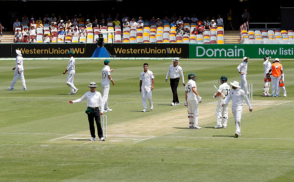 No-Ball spotted by third umpire after on-field umpire misses it | GETTY