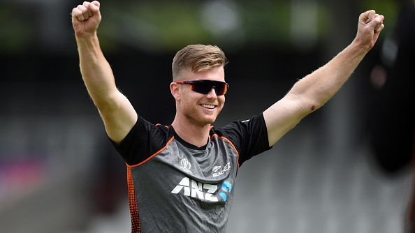 Jimmy Neesham funnily asks New Zealand players to stop using his Netflix in Sri Lanka
