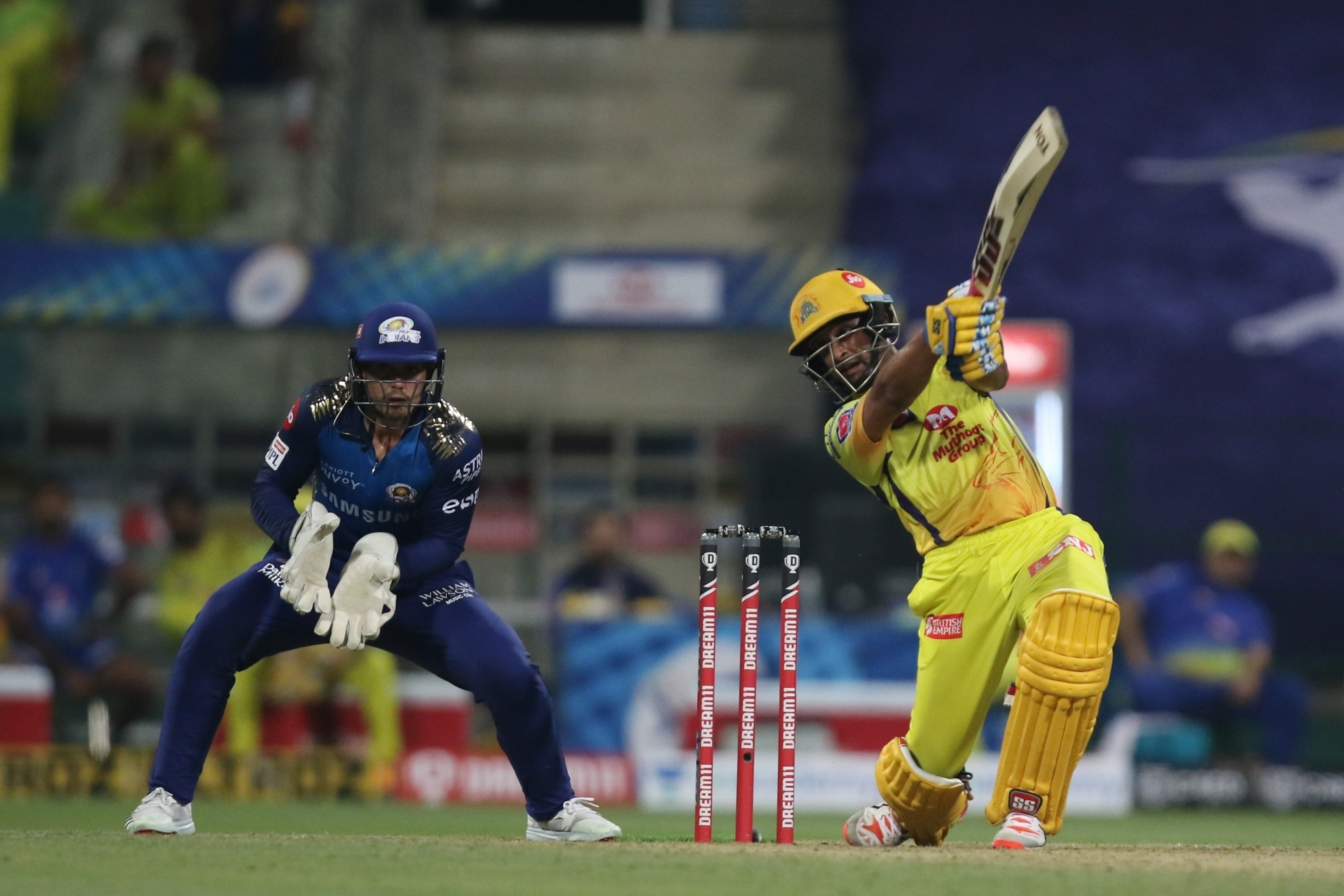 Rayudu played a brilliant knock of 71 during CSK's chase   IANS
