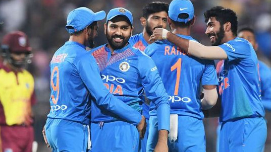 IND v WI 2018: COC Predicted India Playing XI for the third T20I against West Indies