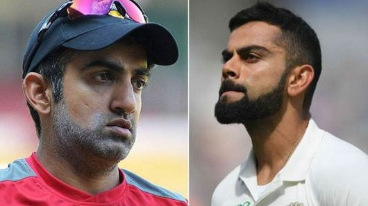 Gautam Gambhir calls Virat Kohli key to India's chances in World Cup 2019