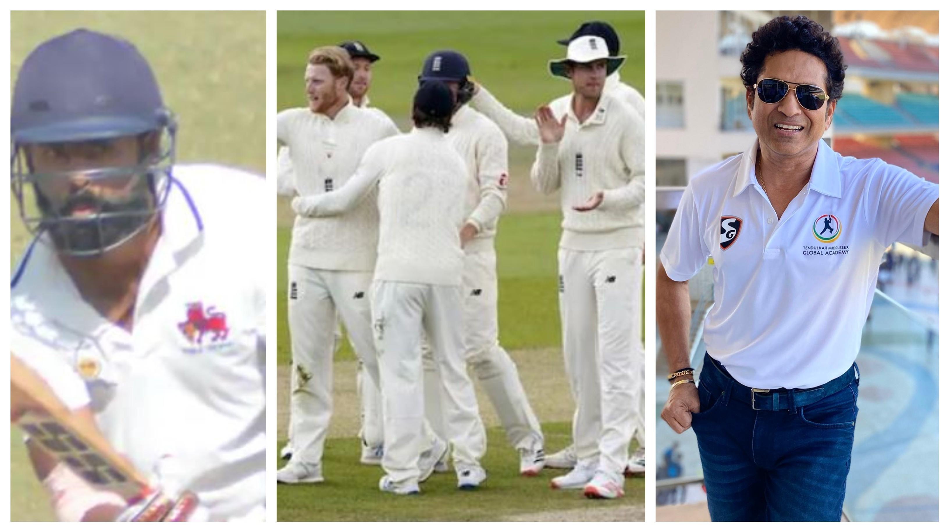 ENG v WI 2020: Surya Kumar Yadav reveals how Sachin Tendulkar predicted England's win accurately