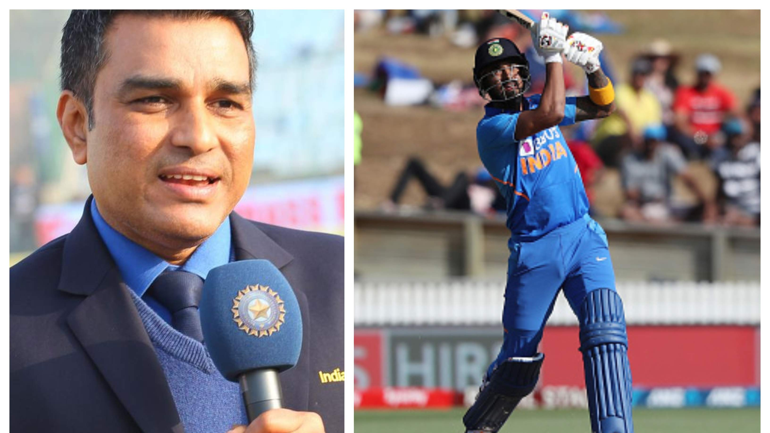 """""""He is the right fit"""" – Manjrekar supports Team India's decision to bat KL Rahul at No. 5 in ODIs"""