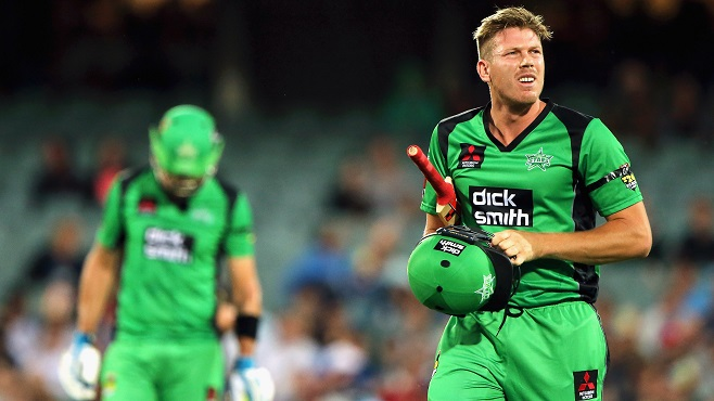 James Faulkner to play for Hobart Hurricanes in next BBL season