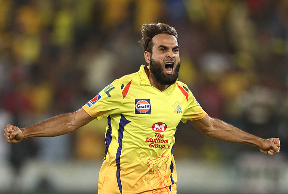 Imran Tahir | GETTY