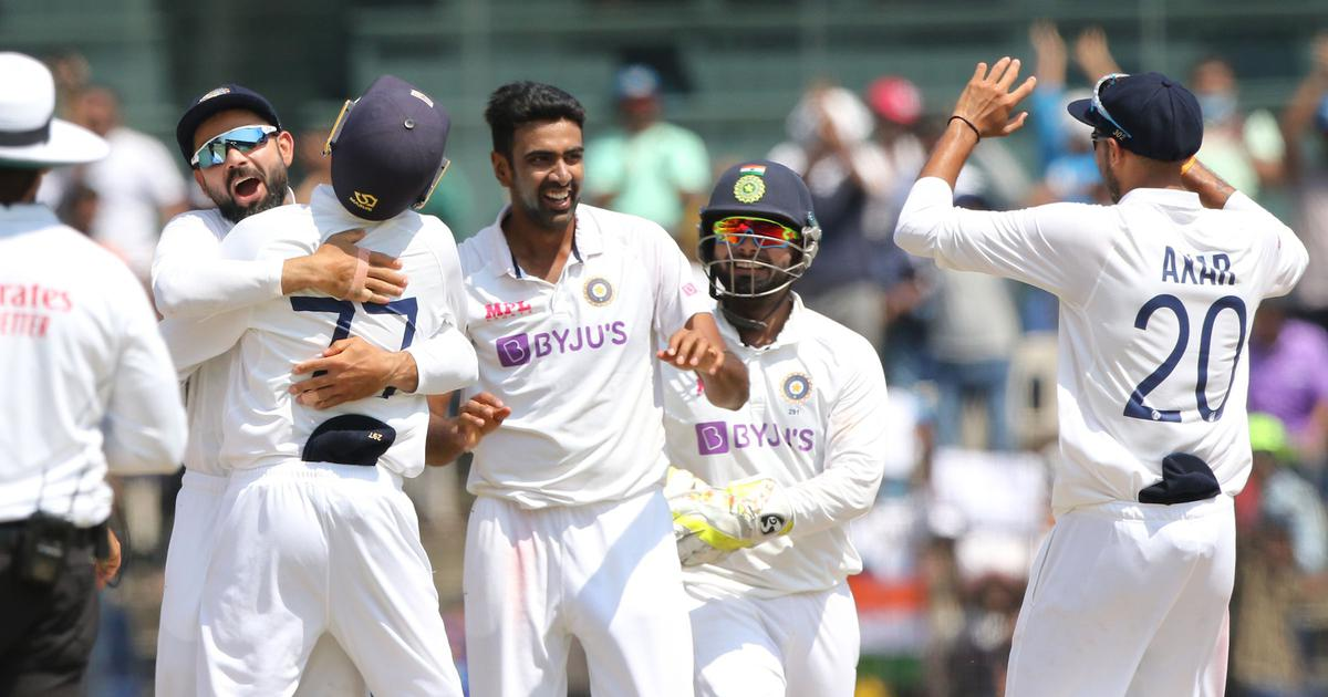 R Ashwin became the 1st bowler to take wickets of 200 left-handers in Test | BCCI