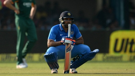 SA v IND 2018: Rohit Sharma's footwork will always trouble him in South Africa, says Kepler Wessels