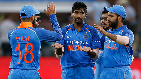 ENG v IND 2018: Big blow for India as Jasprit Bumrah to miss the ODI series against England