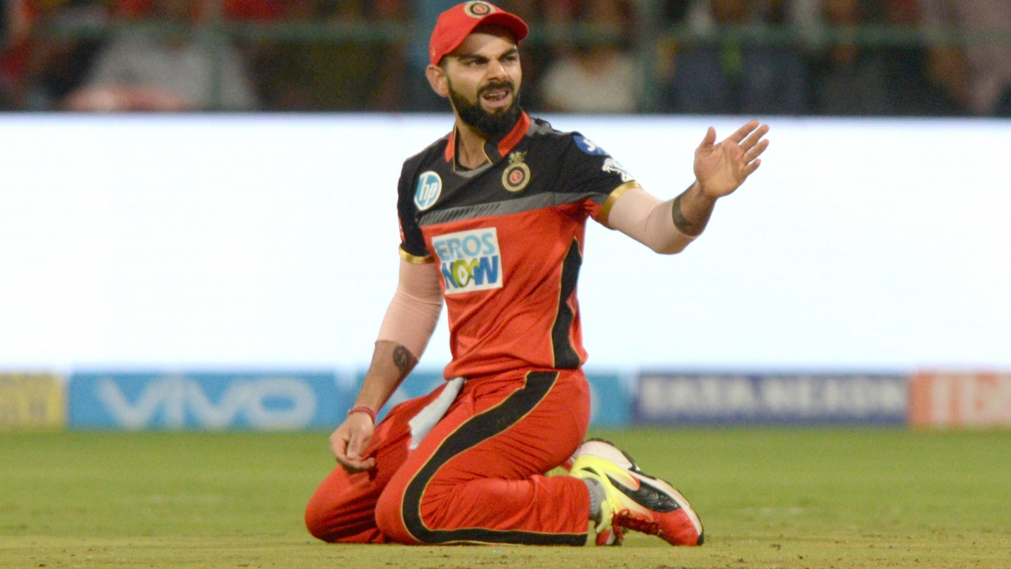 IPL 2018: Virat Kohli dejected after RCB lose crucial clash to SRH