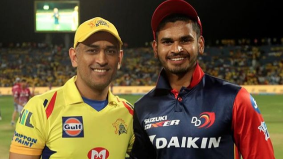 IPL 2018: Shreyas Iyer says feeling of standing alongside MS Dhoni at the toss unreal