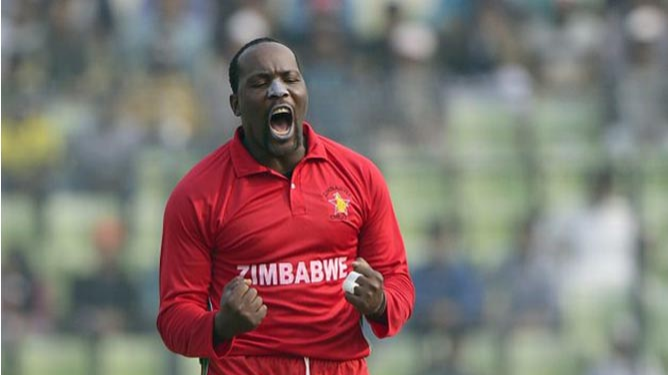 Zimbabwe penalized for slow-over rate against Pakistan