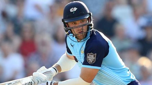 David Willey named Yorkshire captain for Vitality T20 Blast 2020