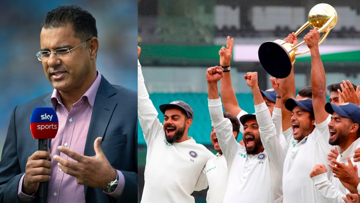 Absence of Warner and Smith reason why India won Test series in Australia feels Waqar Younis