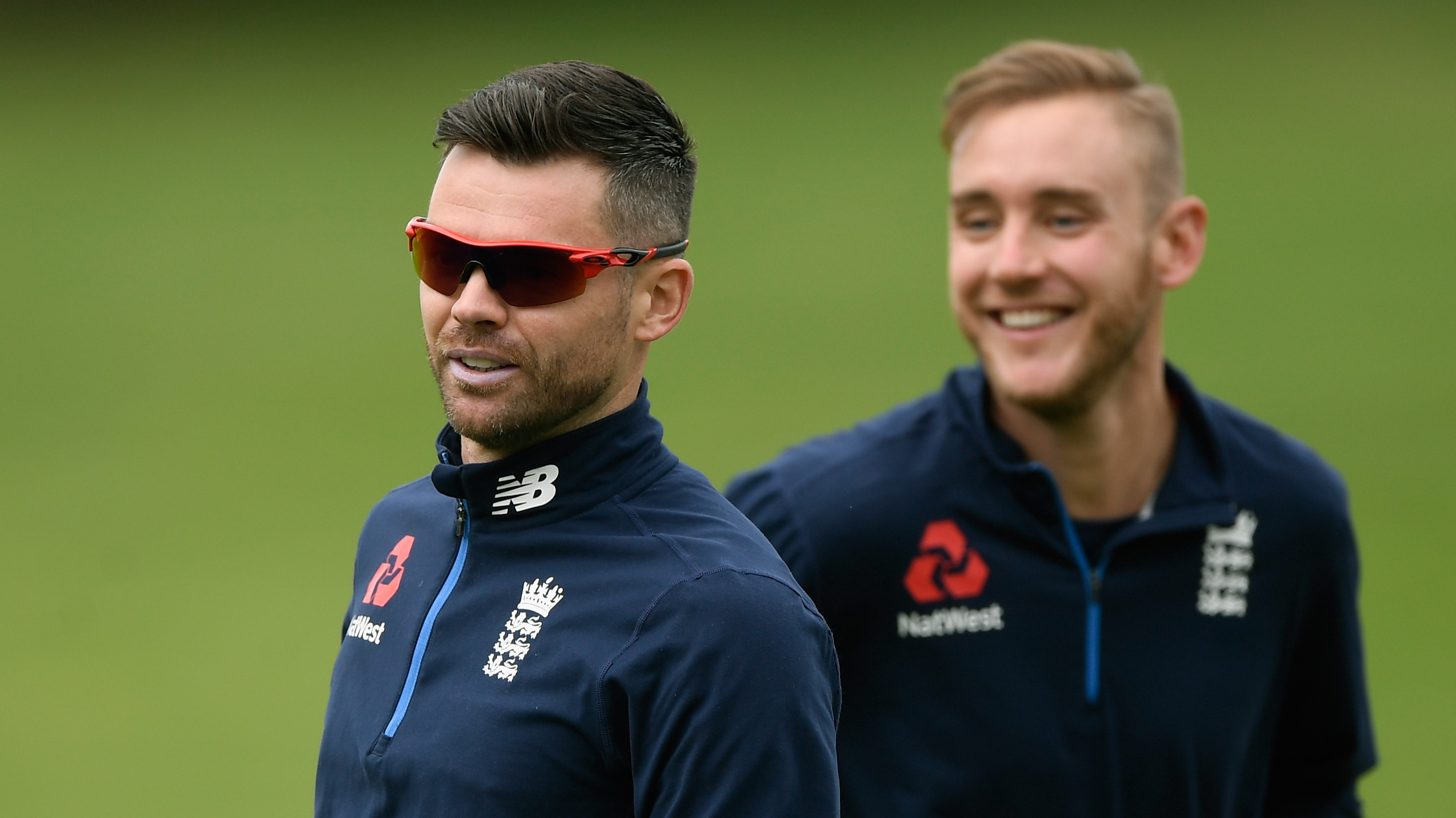 James Anderson, Stuart Broad indulge in a friendly Twitter banter