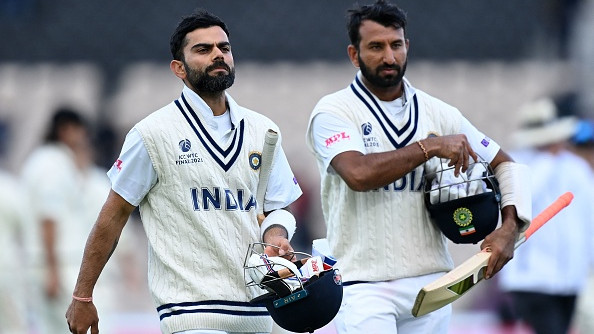ENG v IND 2021: Kohli urges critics to leave Pujara alone; says it's for individuals to figure out drawbacks in their game