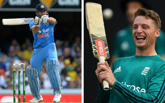 Michael Vaughan compares MS Dhoni and Jos Buttler; gets roasted by Indian fans