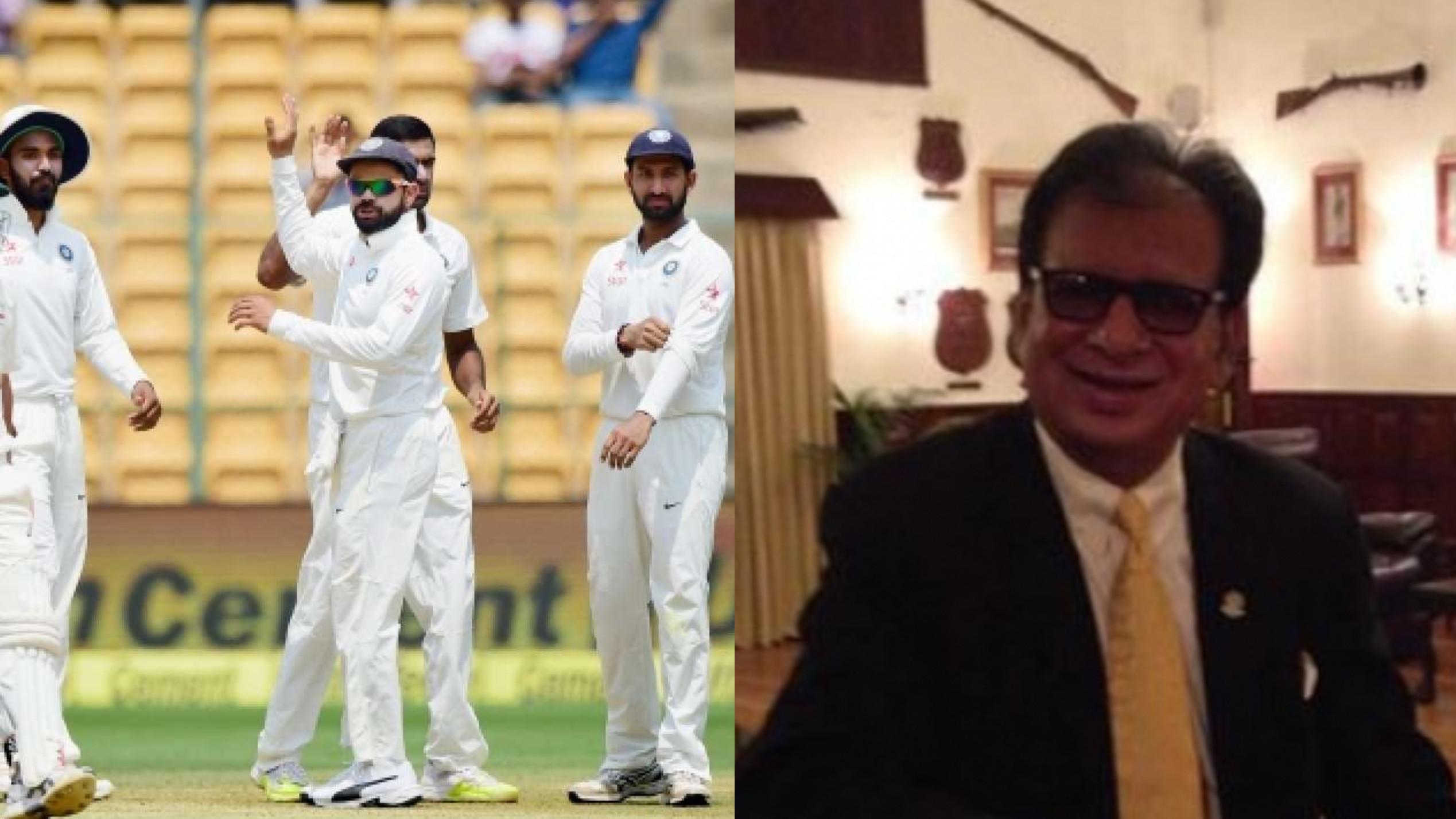 AUS v IND 2018-19 : करसन घावरी के अनुसार ऑस्ट्रेलिया करेगा जबरदस्त वापसी, लेकिन भारत भी रहेगा डटा