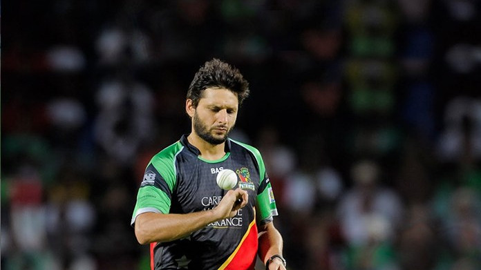 CPL 2018: Shahid Afridi to miss the season due to knee injury