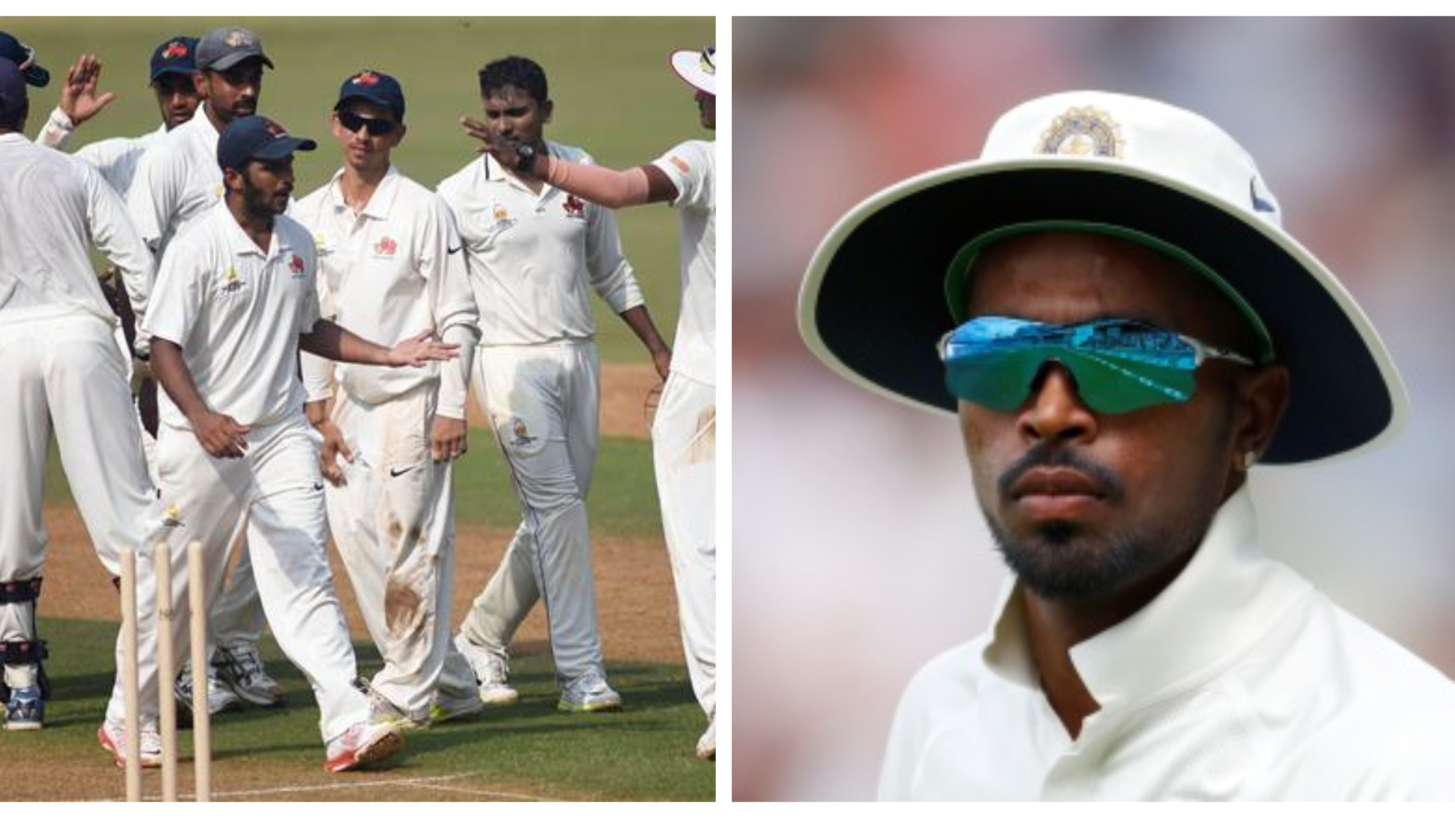 Ranji Trophy 2018-19: Mumbai on top despite Hardik Pandya's brilliance