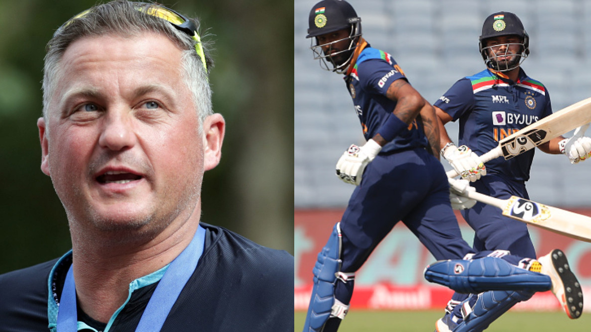 Rishabh Pant and Hardik Pandya setting blueprint of how batting will evolve in 10 years- Darren Gough
