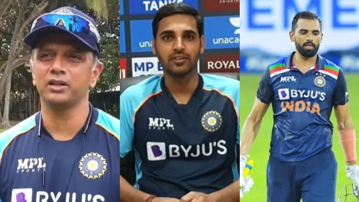 SL v IND 2021: Deepak Chahar justified Dravid's call to promote him in batting order, says Bhuvneshwar