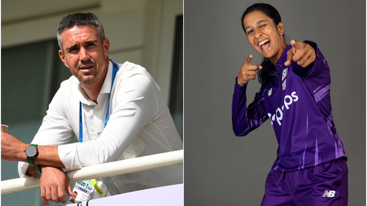 Jemimah Rodrigues' 'fan girl' moment after Kevin Pietersen's 'my favorite player' compliment