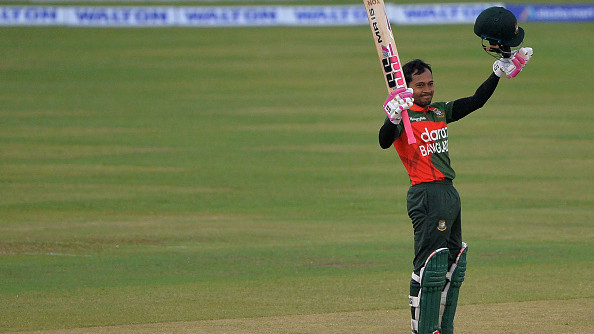 Bangladesh's Mushfiqur Rahim bags ICC Men's Player of the Month award for May