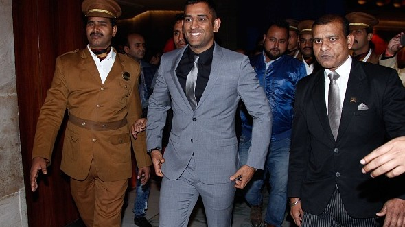 MS Dhoni may start a new innings by entering Bollywood as a producer