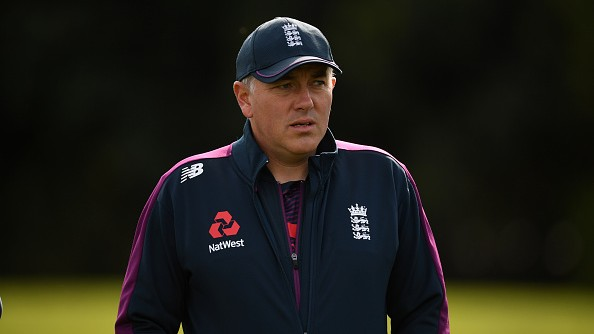 NZ v ENG 2019: England coach Chris Silverwood to return home early after family bereavement