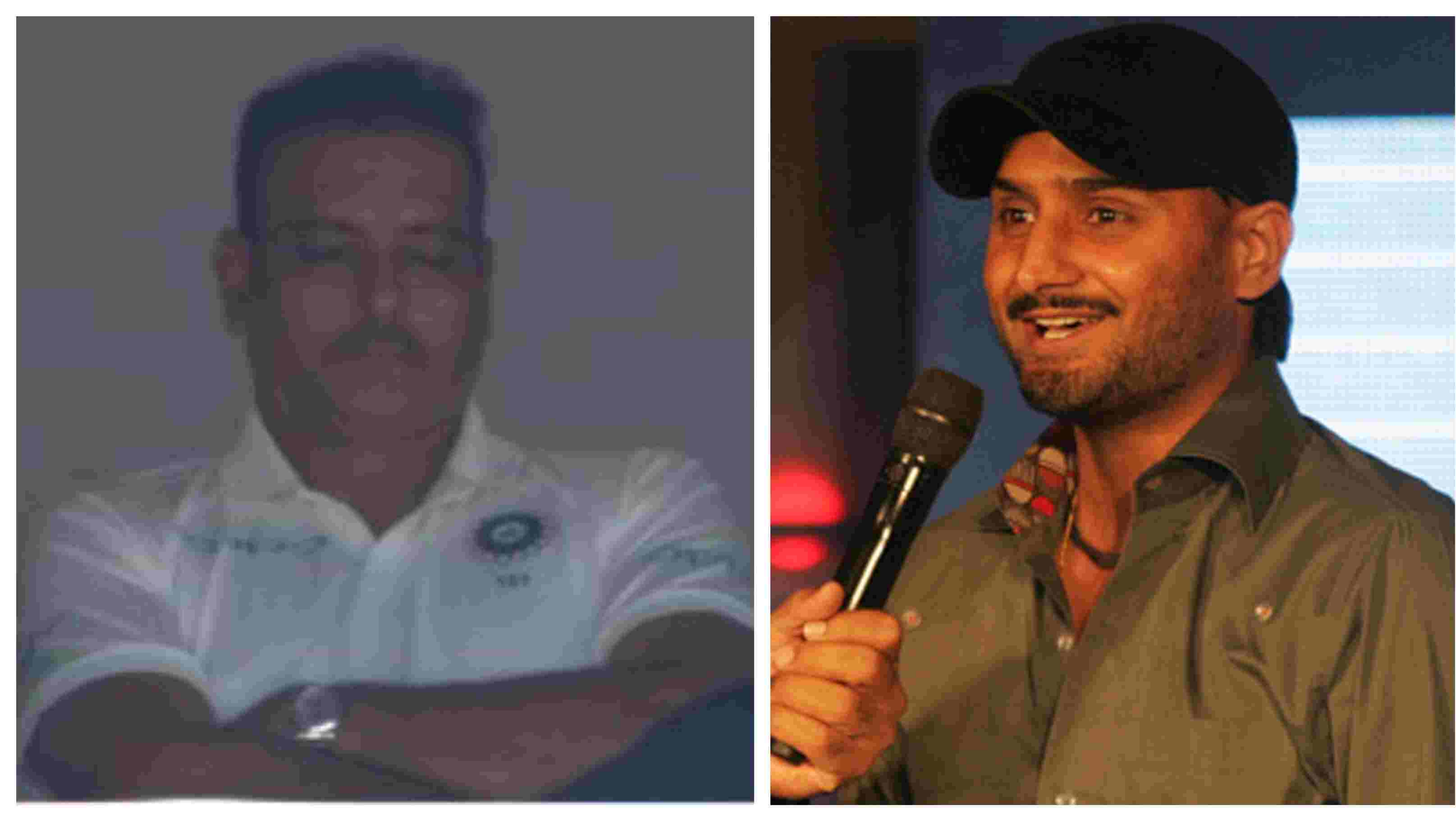 WATCH: Ravi Shastri takes a nap during post lunch session, Harbhajan wakes him up from commentary box