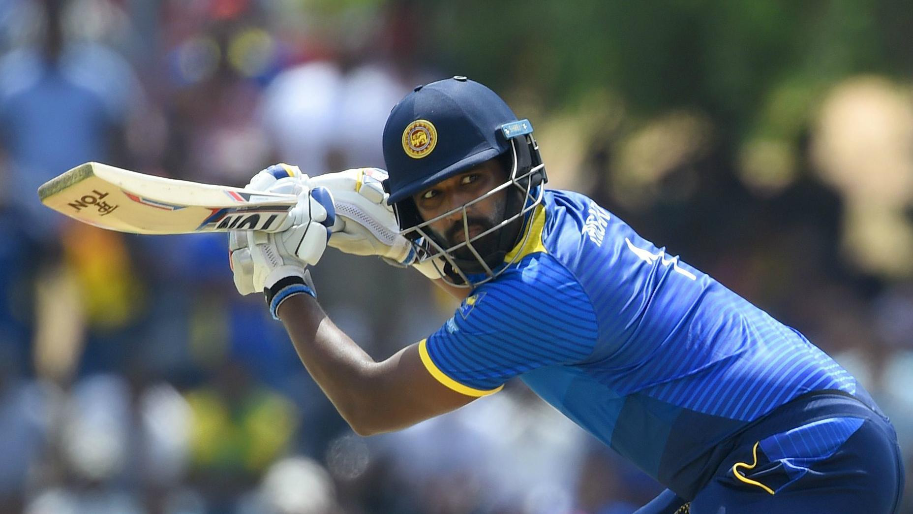 WATCH - Thisara Perera becomes first Sri Lankan to smash six sixes in an over in List-A game