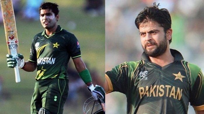 पीसीबी ने विभिन्न मामलों में उमर अकमल और अहमद शहजाद को भेजा समन
