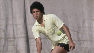 Sachin Tendulkar relives the days he used to play Tennis, shares throwback pictures