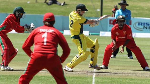 Zimbabwe to play Australia, and Pakistan in a T20I Tri-series