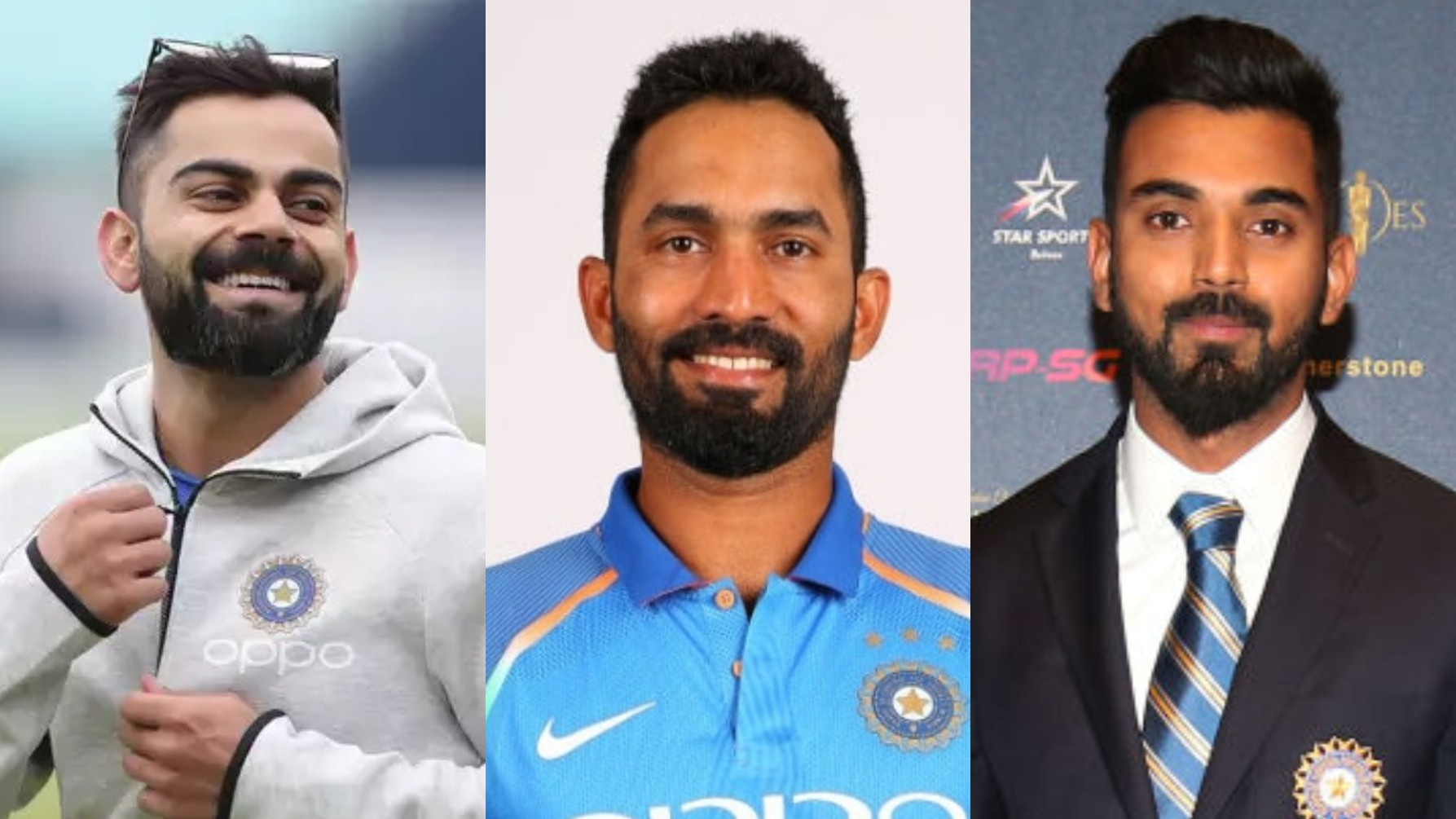 Dinesh Karthik receives wishes from Indian cricket fraternity as he turns 35