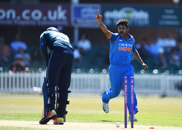 Shardul Thakur took 3 wickets | Getty Images