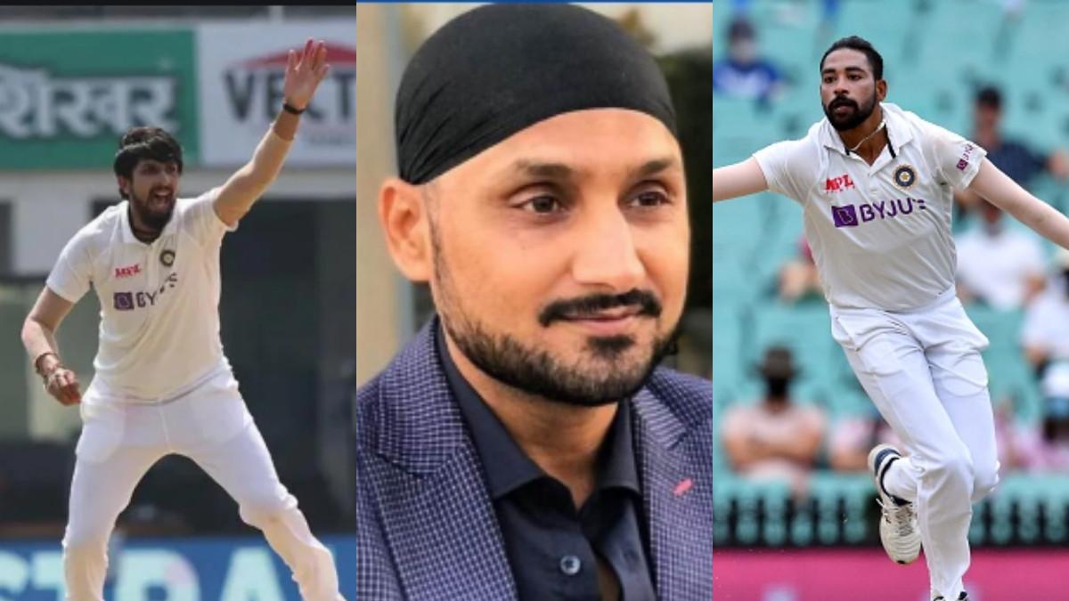 WTC 2021 Final: Harbhajan Singh picks third seamer to support Ishant Sharma and Jasprit Bumrah