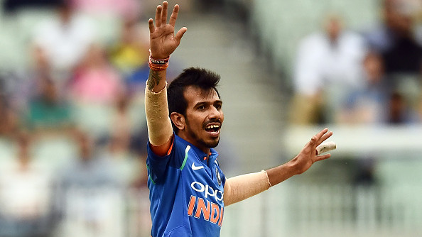 AUS v IND 2018-19 : Stats - Yuzvendra Chahal records sixth best ODI bowling figures for Team India