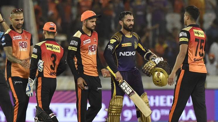 IPL 2019 : Match 2, KKR vs SRH - Statistical Preview