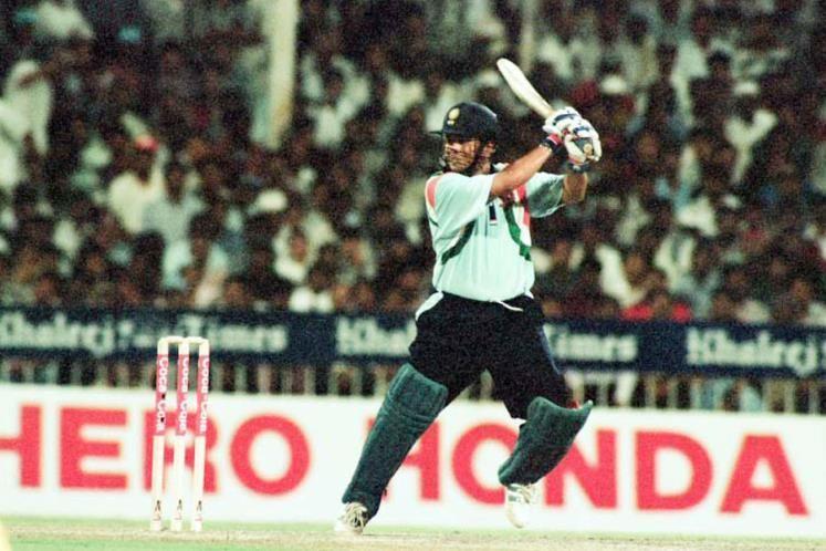 Sachin Tendulkar hit 2 ODI tons in 3 days against Australia in 1998 at Sharjah   Twitter