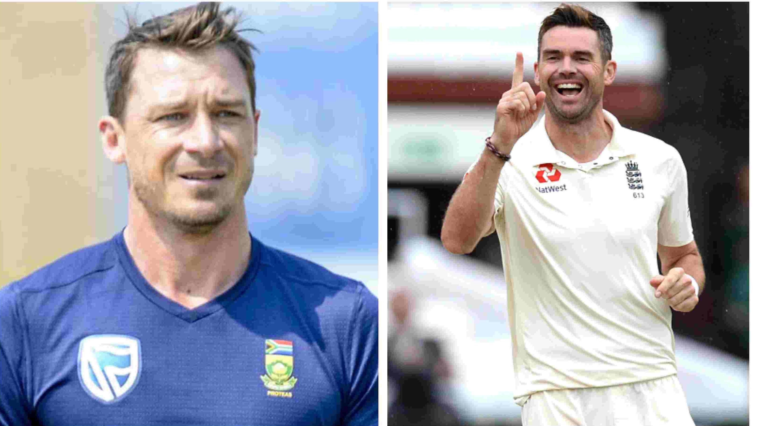 ENG v IND 2018: Dale Steyn hails James Anderson for his prolific wicket-taking ability
