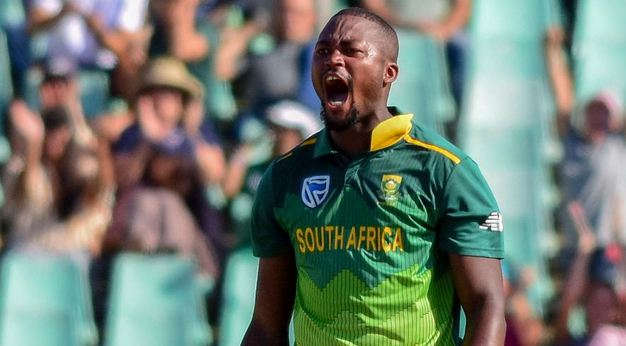 Andile Phehlukwayo picked up 5 wickets in the Pakistan T20Is | Getty Images